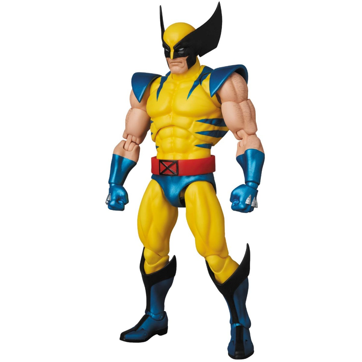 MAFEX Wolverine Marvel Comics Version Fully Revealed - The ...