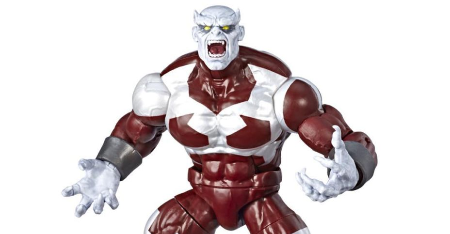 Official Photographs of the Marvel Legends Caliban Create-A-Figure Assortment 1