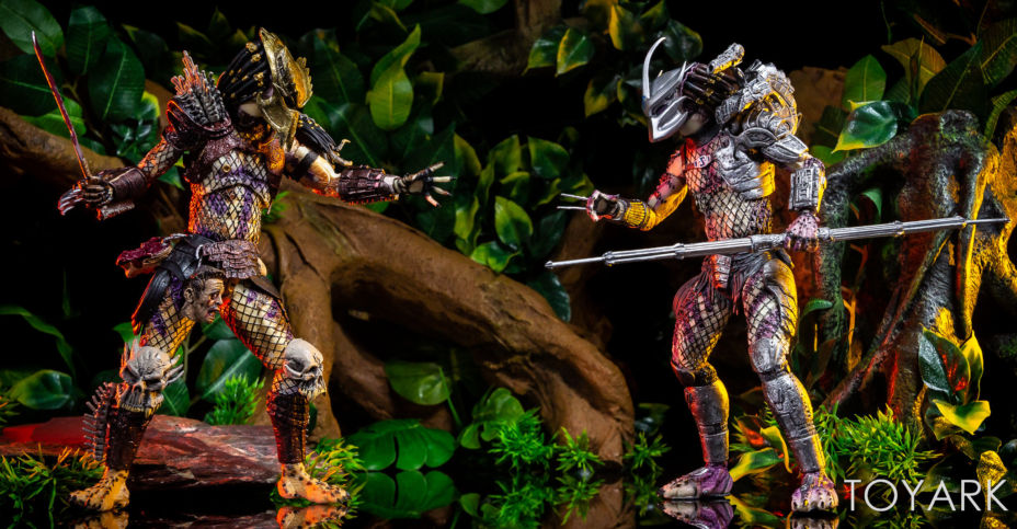 Bad Blood Predator vs Enforcer Predator Ultimate 2-Pack by
