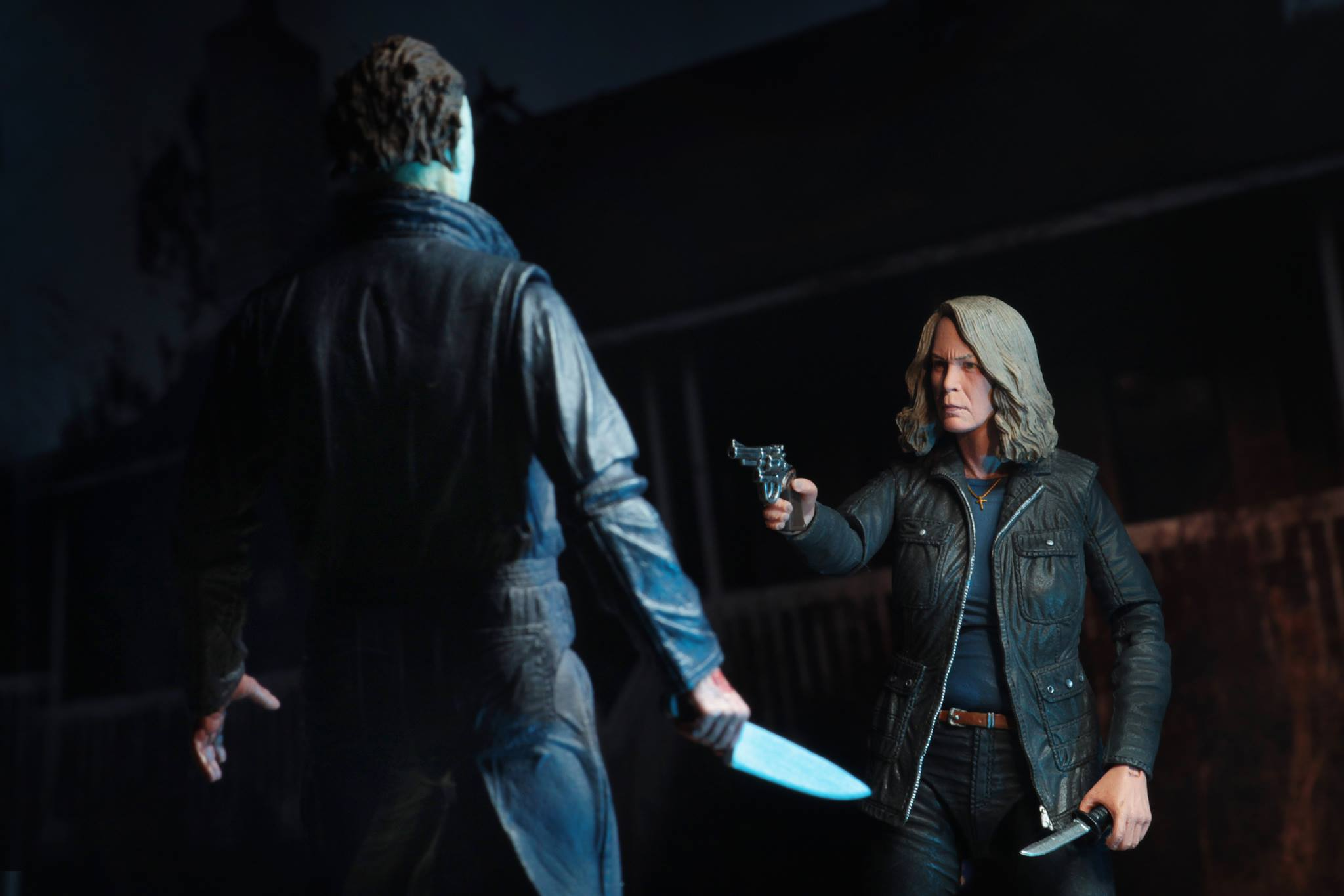 Halloween 2018 - Laurie Strode Ultimate Figure by NECA ...