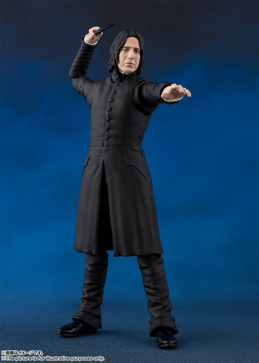 Harry Potter and the Sorcerer's Stone SH Figuarts Severus Snape