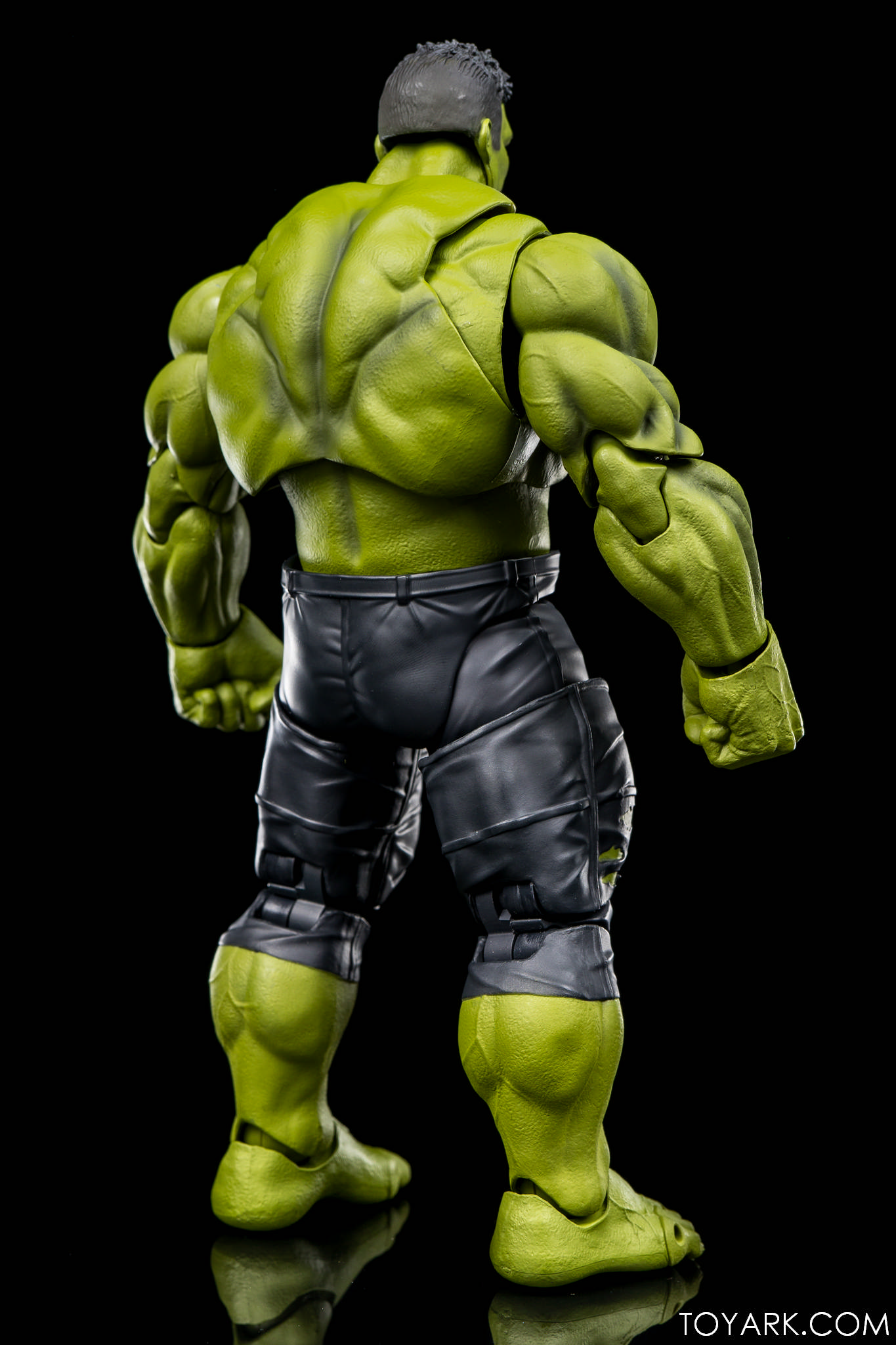It is a graphic of Crush The Hulk Picture