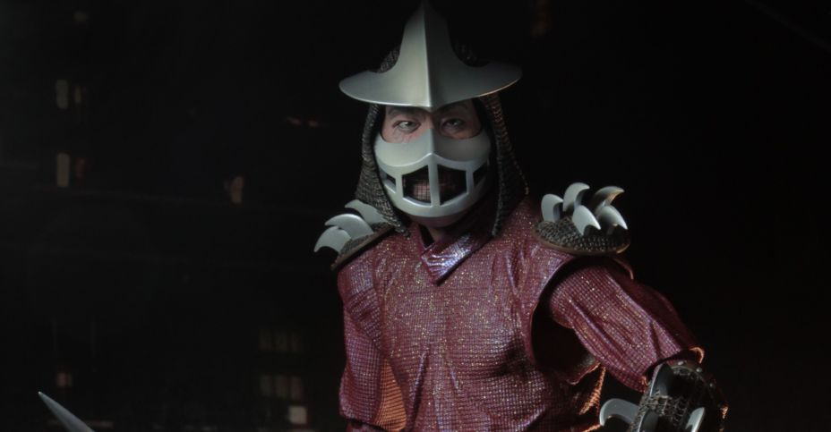 Tmnt 1990 Shredder Fully Revealed The Toyark News