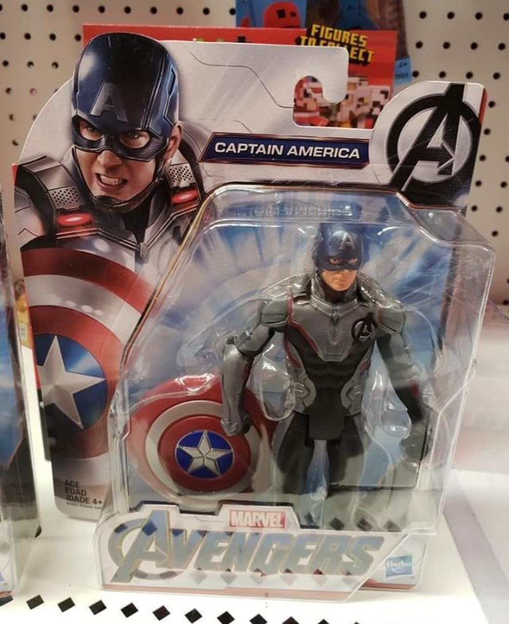 OFFICIAL Marvel Avengers Deluxe COLLECTIBLE Figurine Set Avengers ENDGAME PACK