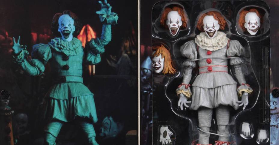 "It Pennywise Well House Ultimate 7/"" Action Figure 2017"