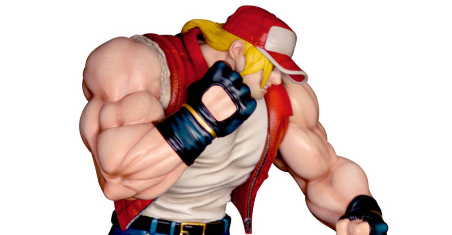 King Of Fighters Terry Bogard Statues Pre Orders Open By Dye Collectibles The Toyark News
