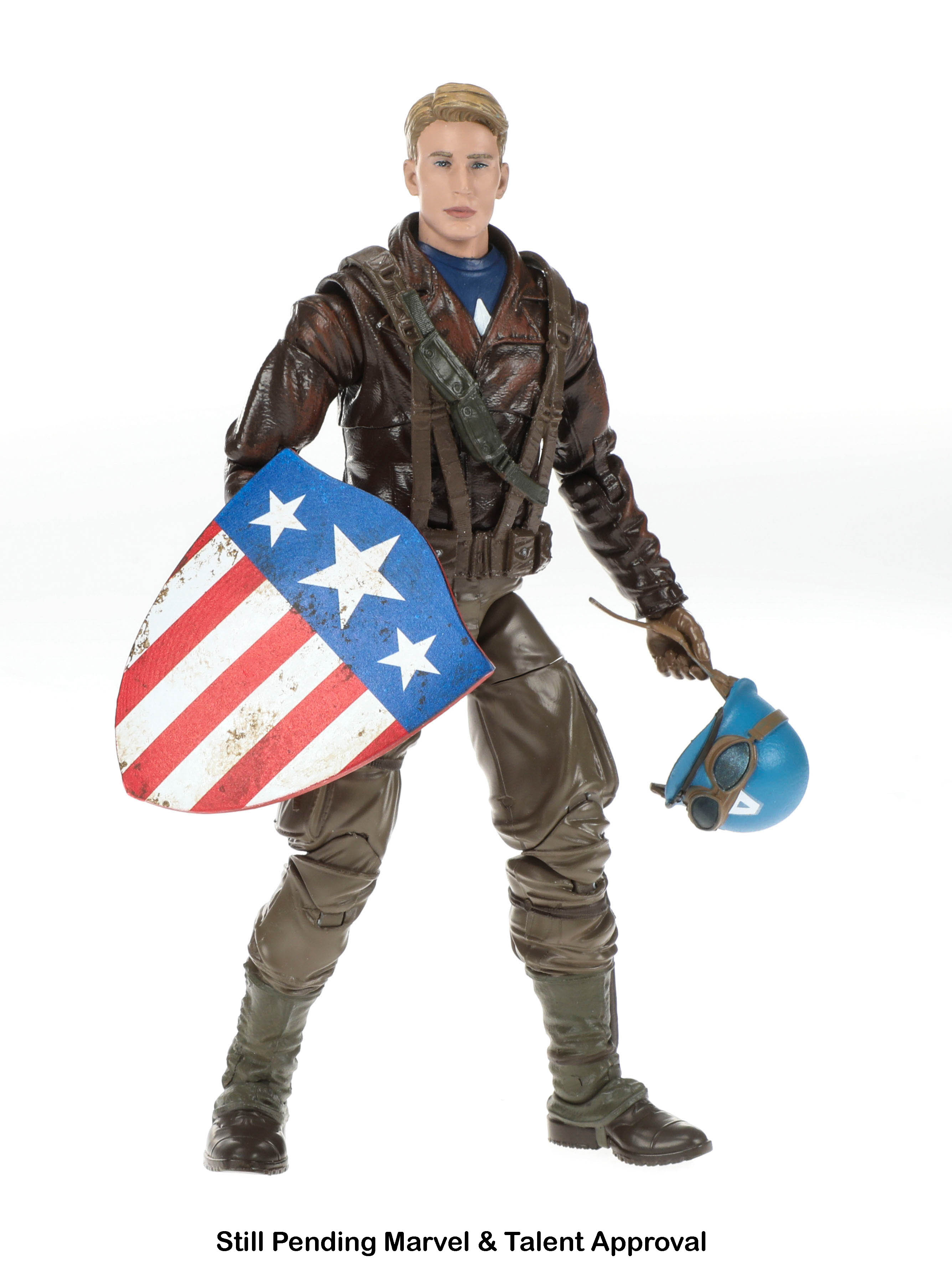 "80th ANNIVERSARY MARVEL LEGENDS SERIES 6/"" CAPTAIN AMERICA PEGGY CARTER PRE ORDER"
