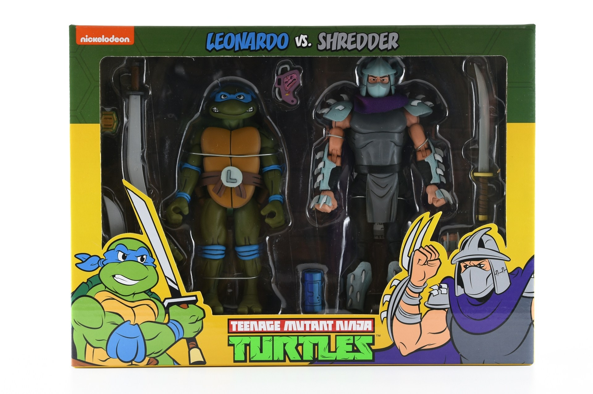 Classic Cartoon Teenage Mutant Ninja Turtles 2-Packs by ...