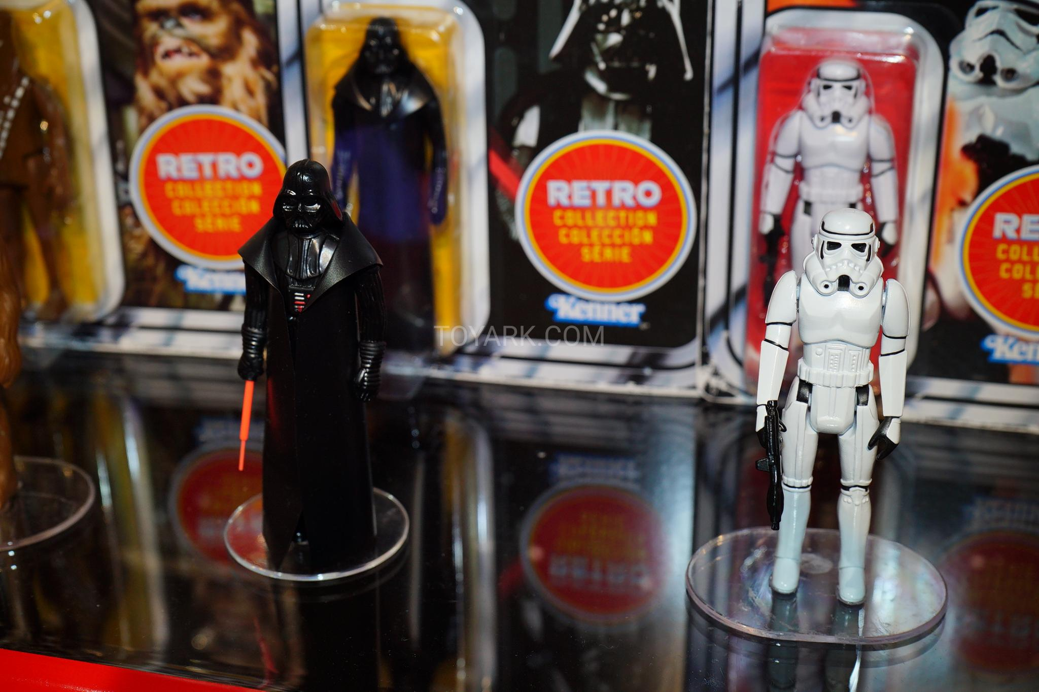 Star Wars Hasbro The Vintage Collection /& Rétro Figurines Tout Momc