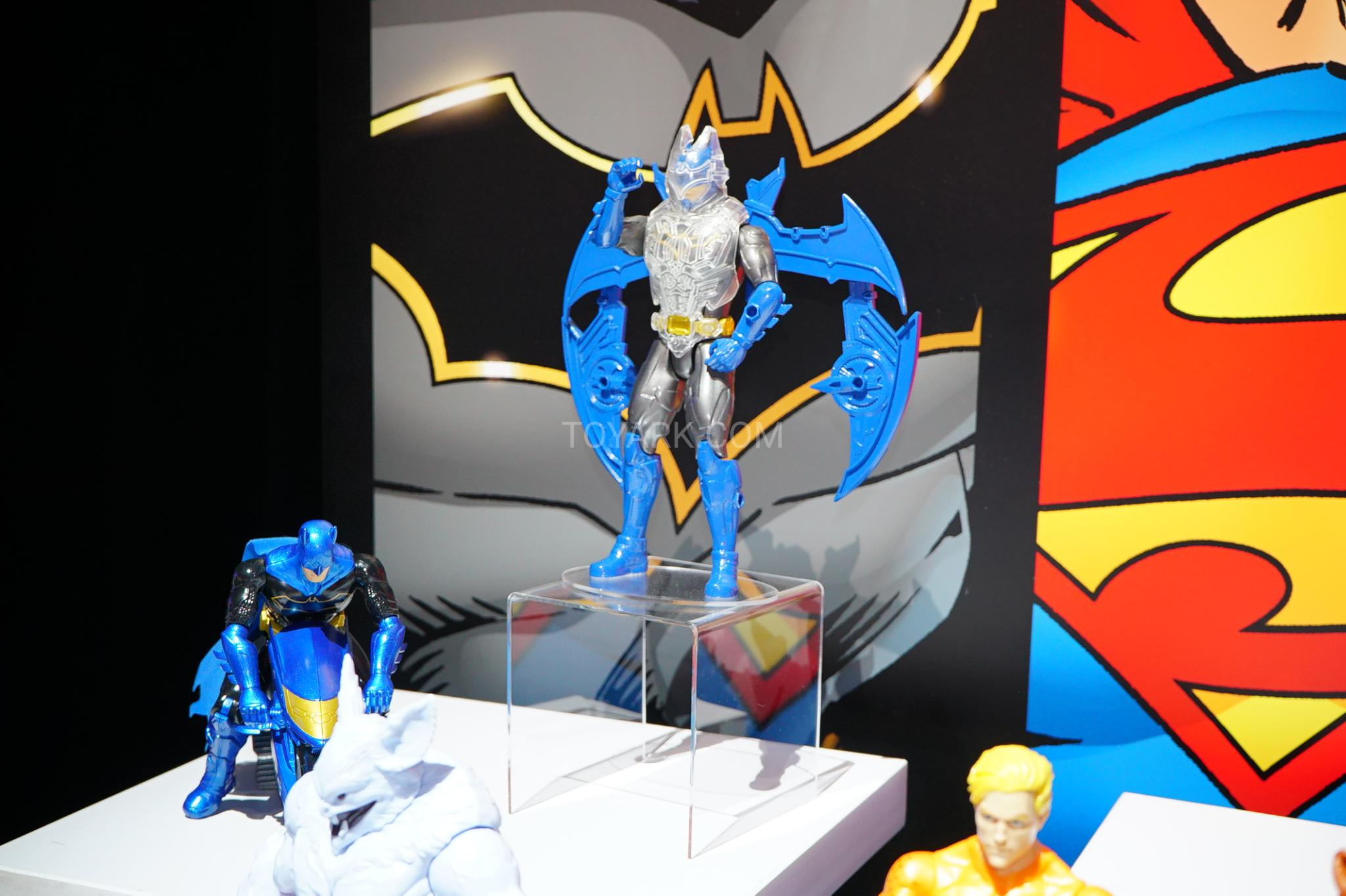Toy Fair 2019 - Mattel DC, Shazam, Multiverse and Super Hero