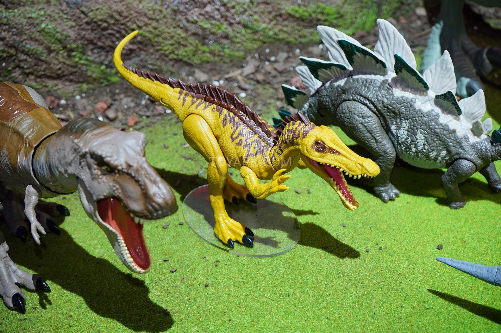 Toy Fair 2019 - Mattel Jurassic World - The Toyark - News