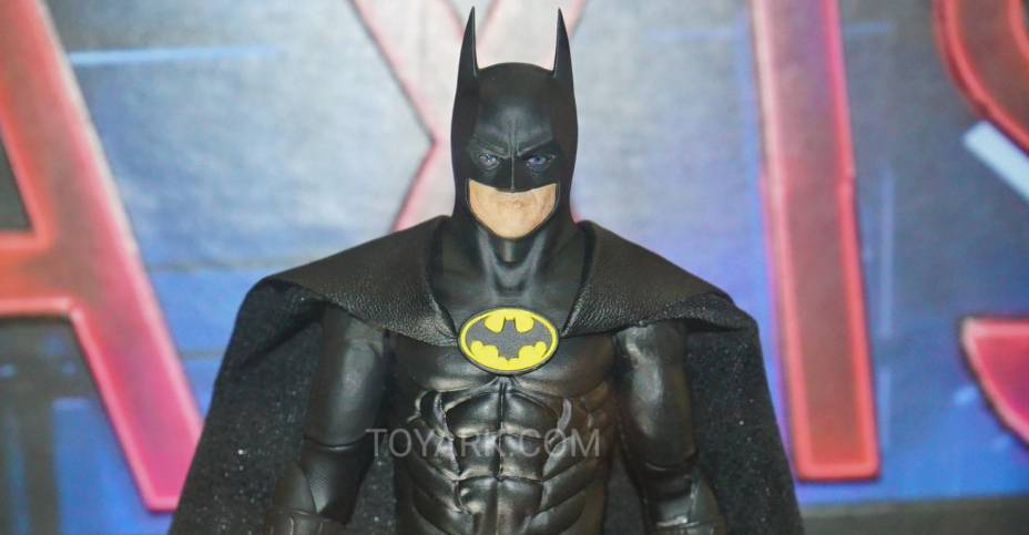 DC Superman Batman Become One With The Hulk Action Figure Toys Collection