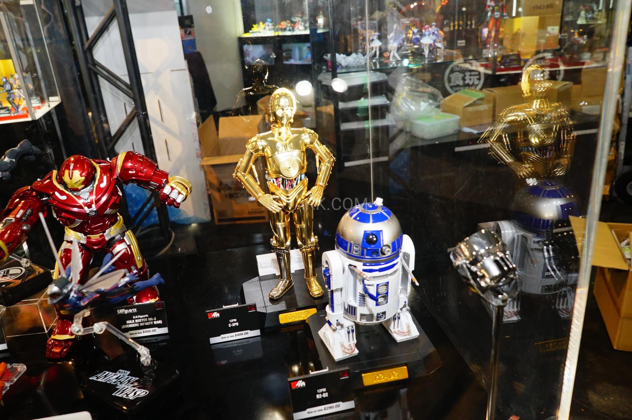 NEW YORK TOY FAIR 2019 Toy-Fair-2019-Tamashii-Nations-Star-Wars-001