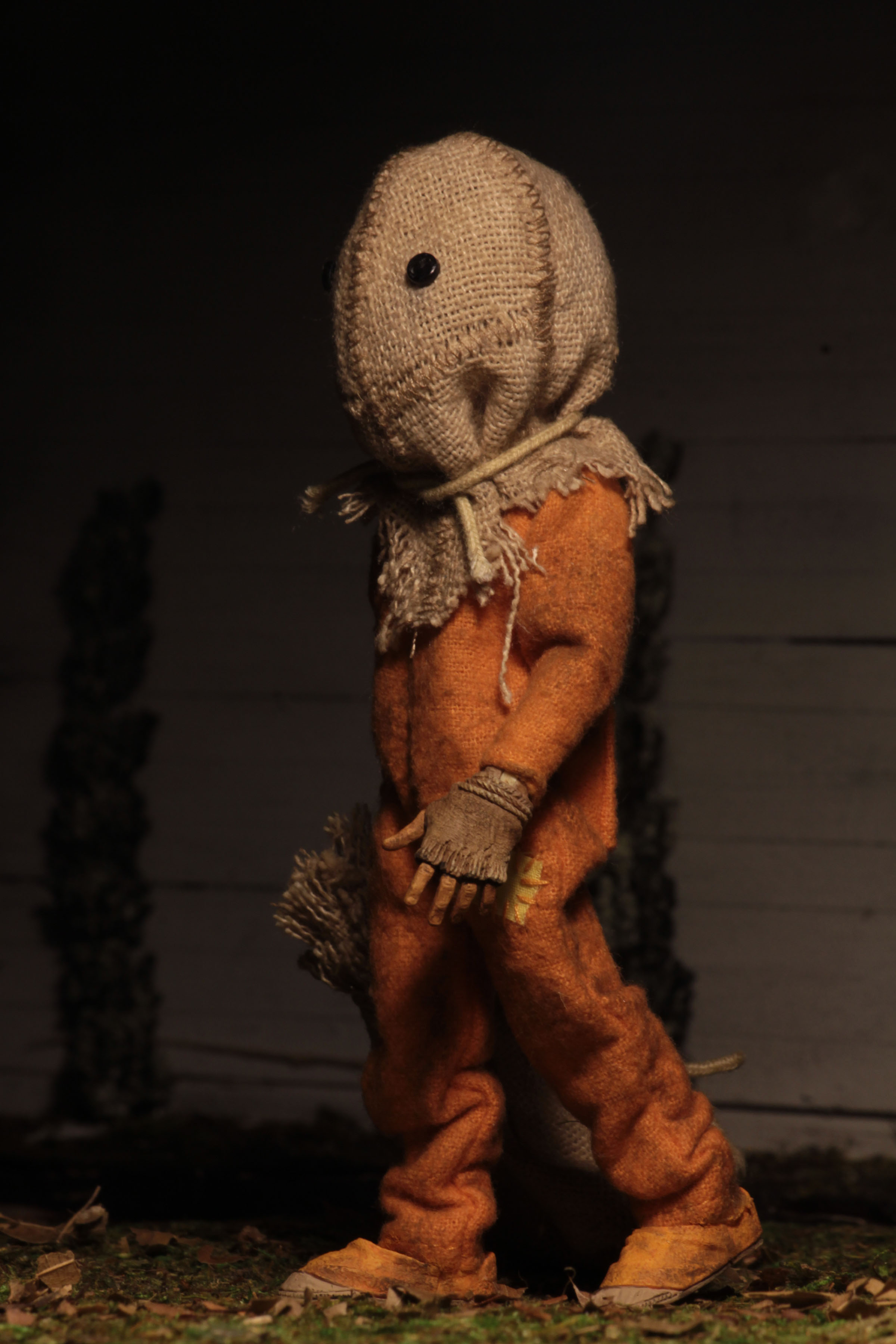 Toy Fair 2019 Neca Sam Clothed Figure From Trick R Treat The