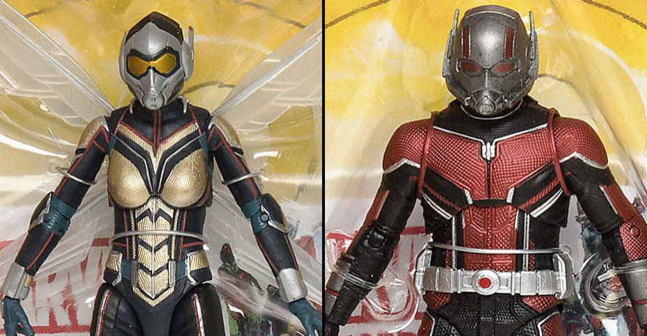 Collector Edition Ant-Man and the Wasp Marvel Select Ant-Man Action Figure