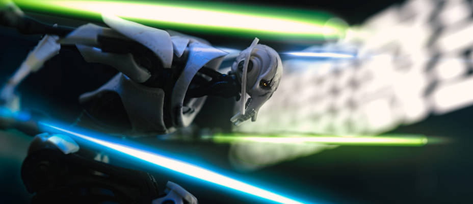 Star Wars Black Series Deluxe General Grievous Gallery