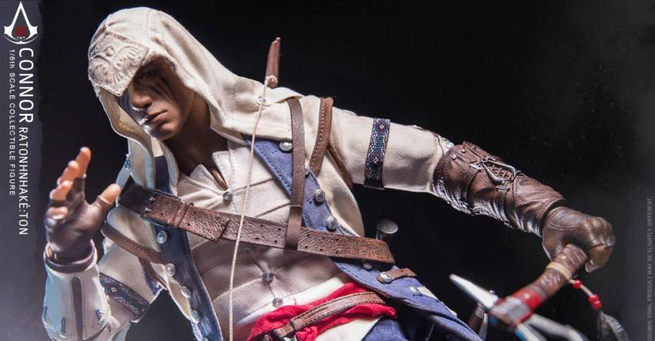 Assassin S Creed Iii Connor 1 6 Scale Figure By Damtoys The