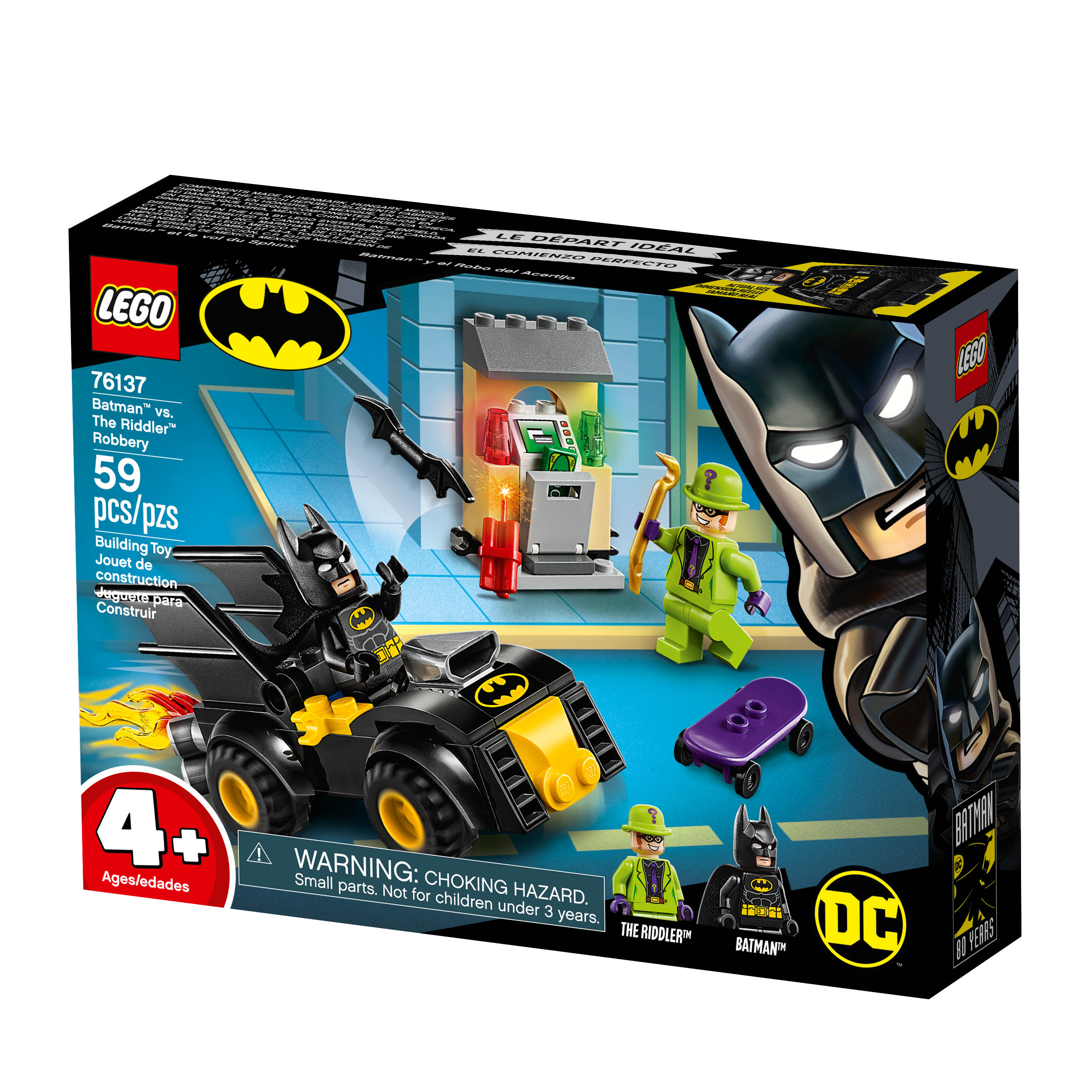 LEGO Celebrates 80 Years of Batman with New Sets - The ...