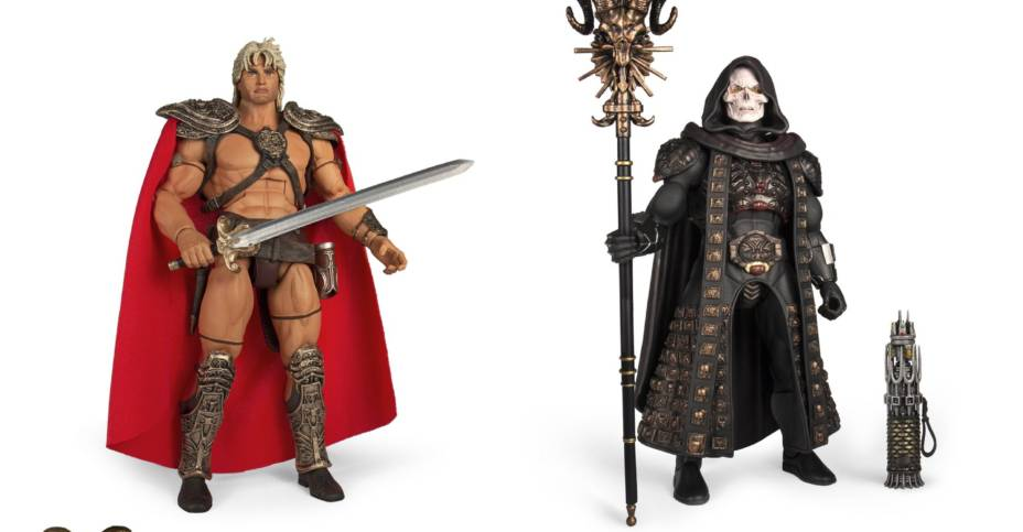 Masters of the Universe COLLECTOR/'S CHOICE William Stout COLLEZIONE He-Man