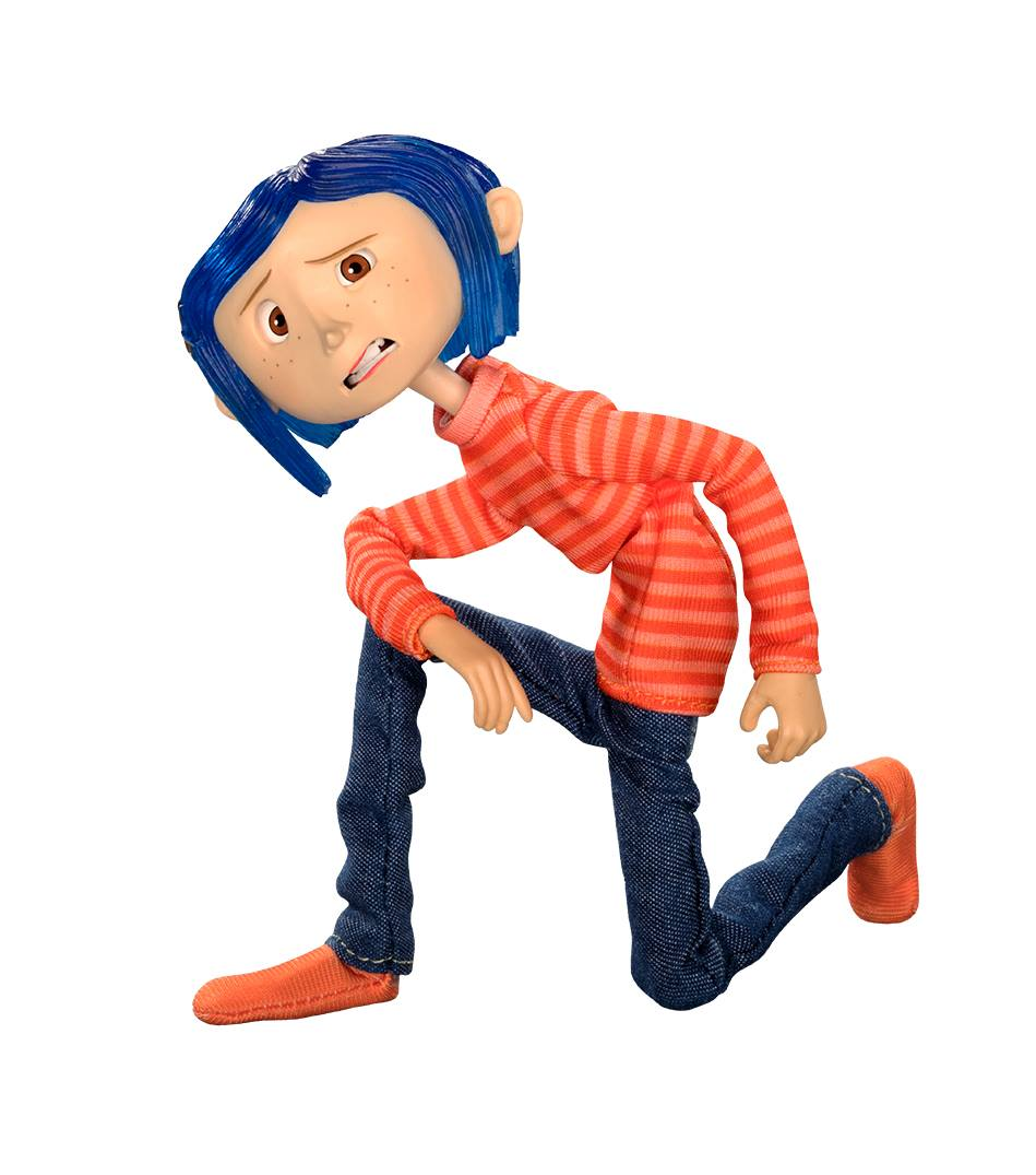 Coraline 7-Inch Scale Figures by NECA