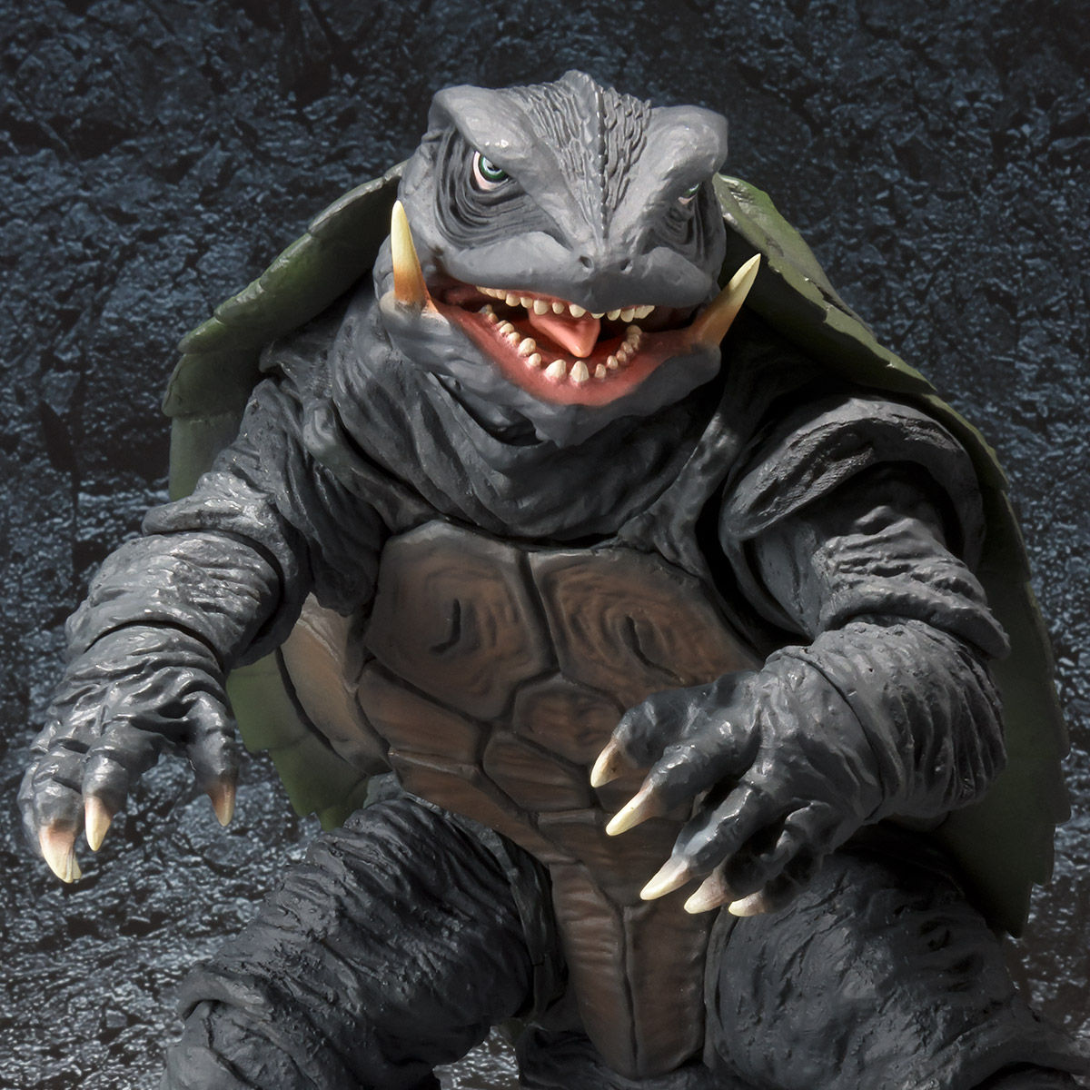 Gamera: Guardian of the Universe S.H. MonsterArts Figure ...
