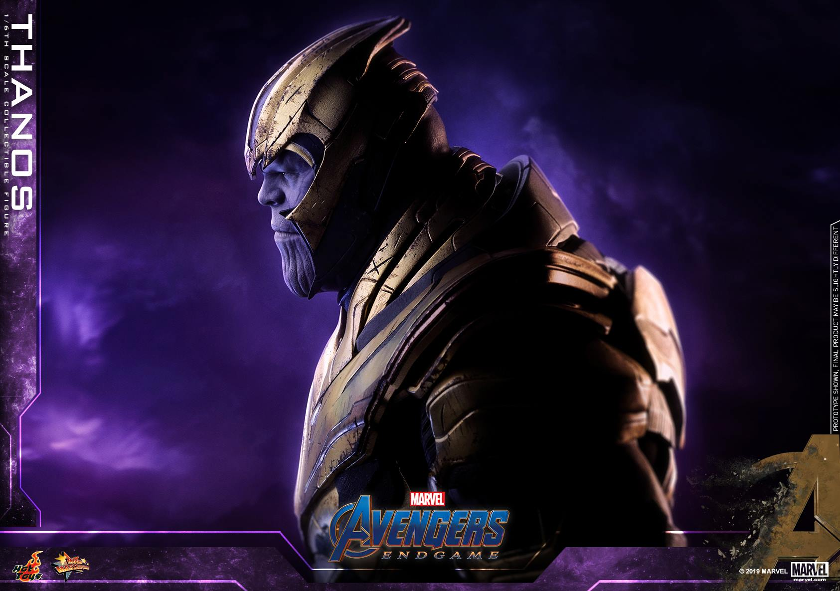 Avengers: Endgame News: Iron Man Mark LXXXV And Thanos By Hot