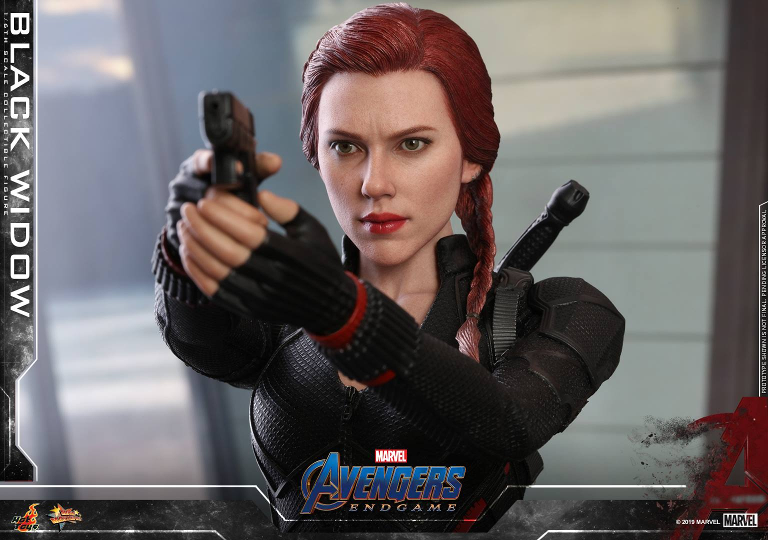Avengers: Endgame News: Captain America And Black Widow By Hot