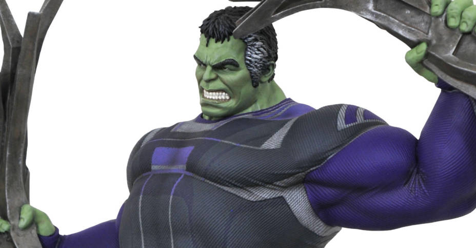 Avengers: Endgame News: First DST Avengers: Endgame Figures And Collectibles