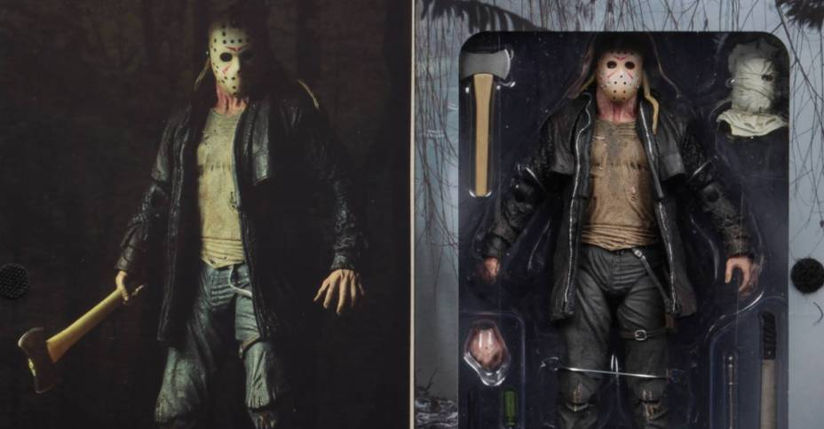 2018 Michael Myers Friday the 13th Jason Voorhees Ultimate 7/'/' NECA Halloween