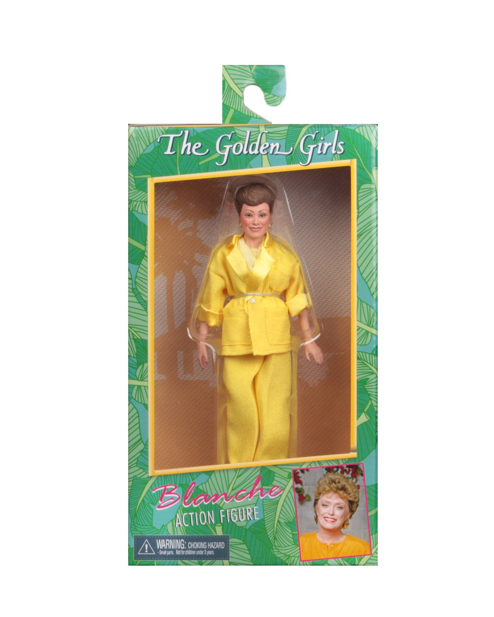 Final Packaging for the NECA Golden Girls 8-Inch Scale Figures
