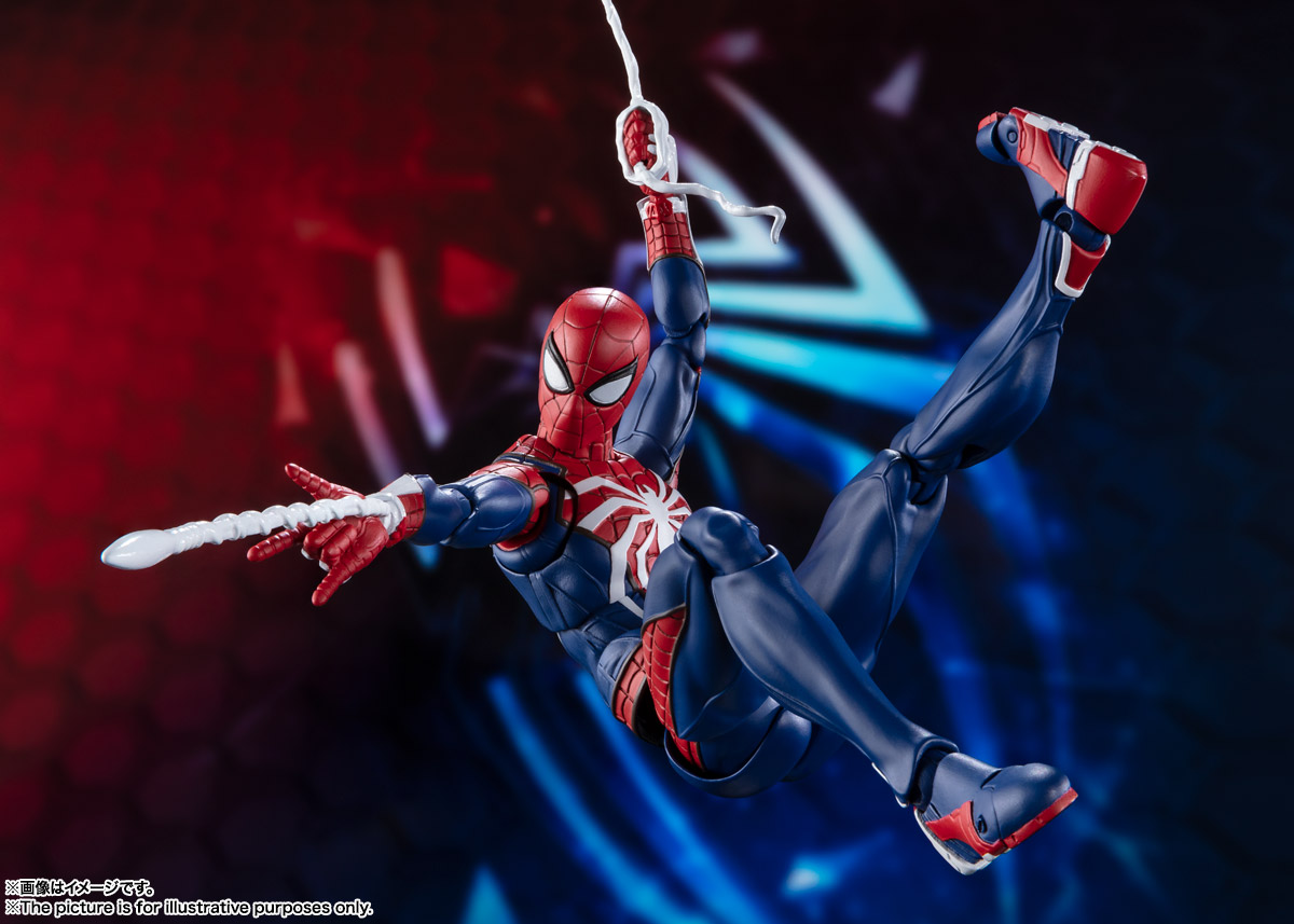 Photos and Info For Three New S H  Figuarts Spider-Man Figures - The