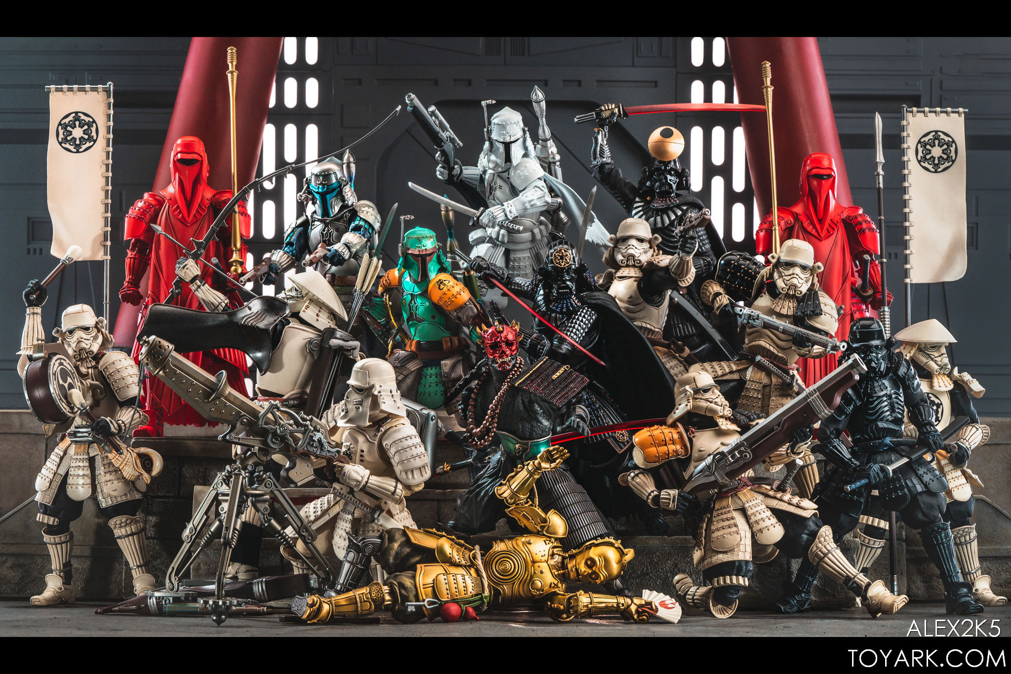 STAR WARS - COLLECTION MOVIE REALIZATION - Tamashii Nations Tamashii-Celebration-Toyark-004