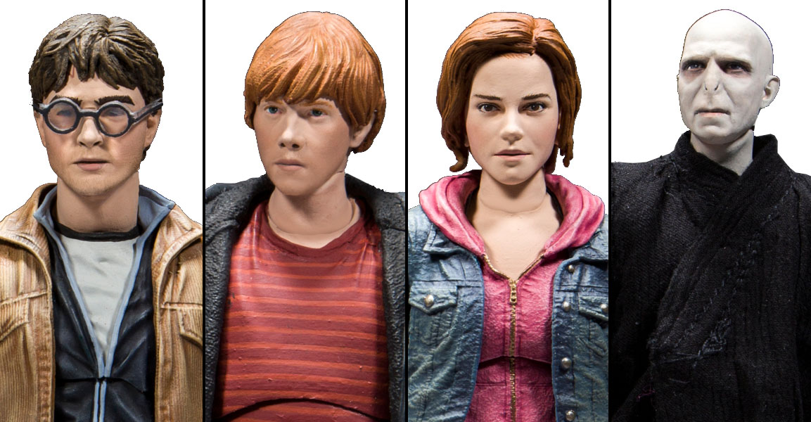 Harry Potter Figures Officially Revealed by McFarlane Toys - The ...