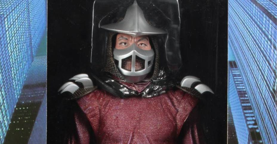 Neca Tmnt 1990 Shredder Final Packaging The Toyark News