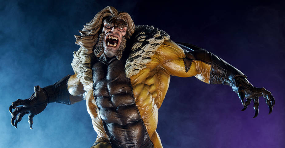 SABRETOOTH Diamond Select Toys Marvel Select 7inch action figure NEW X-Men