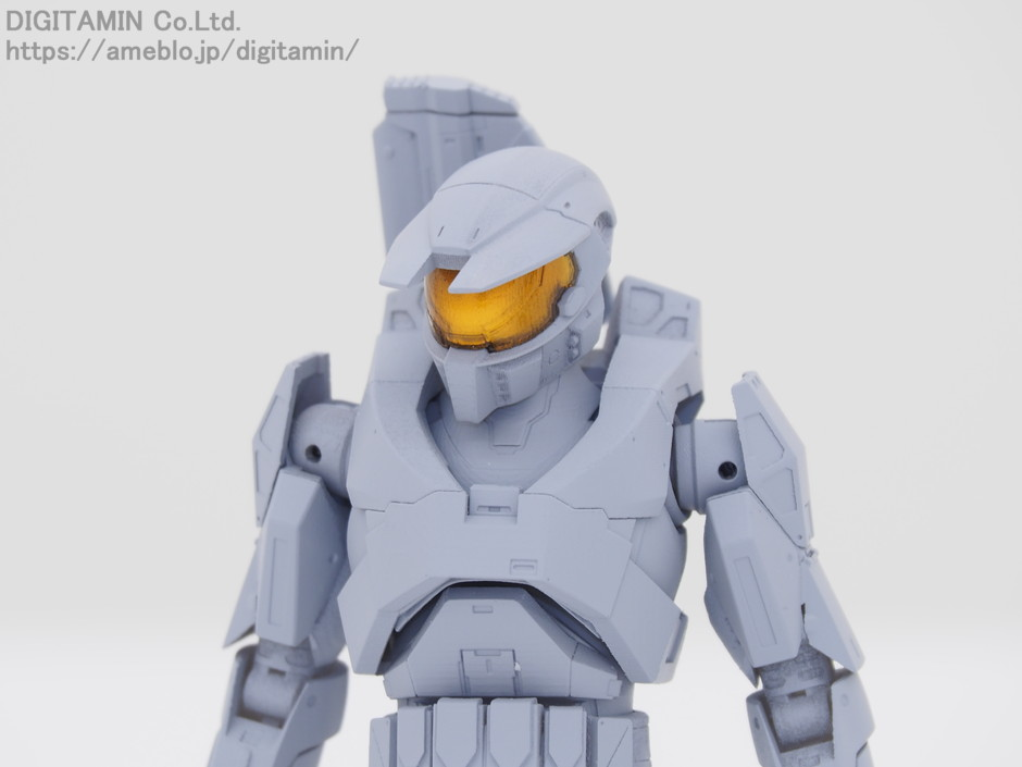 Halo Master Chief Figure By 1000toys The Toyark News