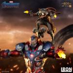 Avengers Iron Patriot and Rocket BDS 003