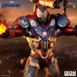 Avengers Iron Patriot and Rocket BDS 004