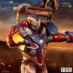 Avengers Iron Patriot and Rocket BDS 005