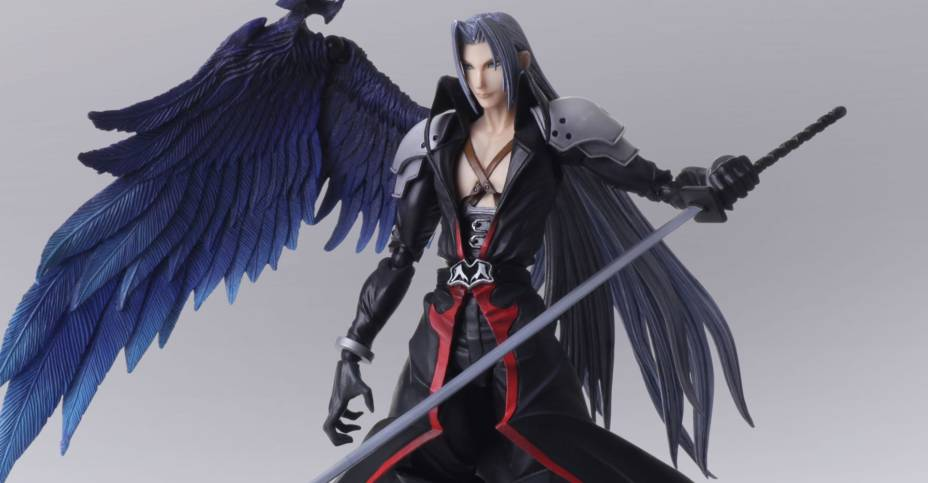Bring Arts Sephiroth Another Form 002