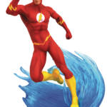 DC Comic Gallery Flash PVC Diorama
