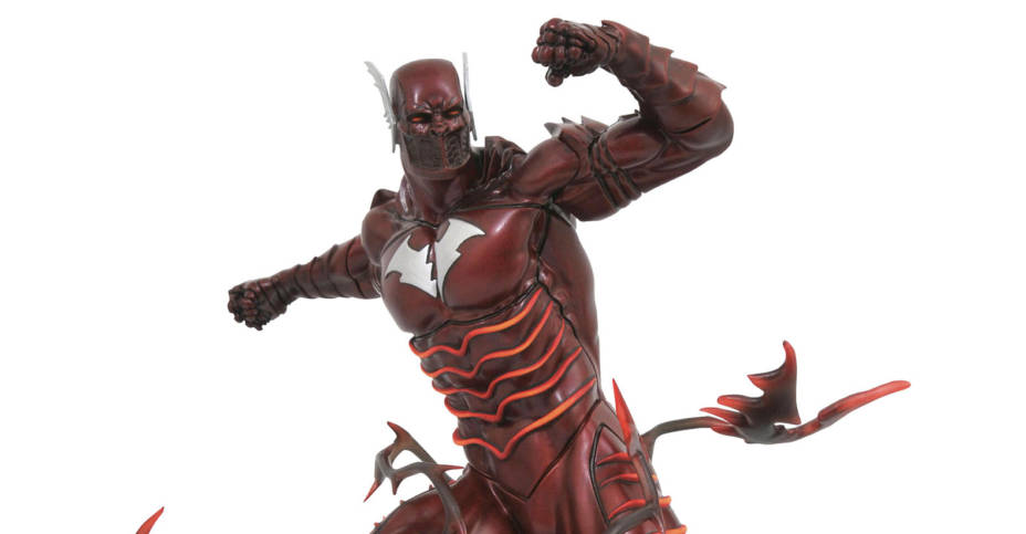 DC Comic Gallery Red Death PVC Diorama