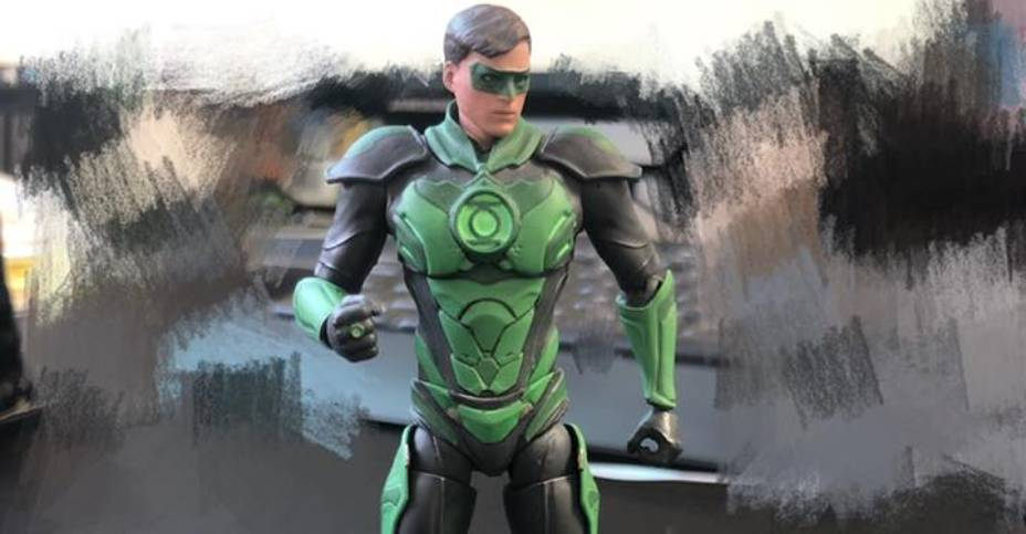 Hiya Green Lantern Preview