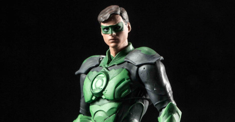 Hiya Injustice 2 Green Lantern 001