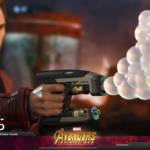 Hot Toys Infinity War Star Lord 004