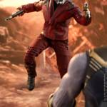 Hot Toys Infinity War Star Lord 008