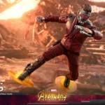 Hot Toys Infinity War Star Lord 013