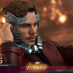 Hot Toys Infinity War Star Lord 016