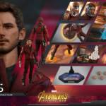 Hot Toys Infinity War Star Lord 021
