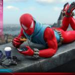 Hot Toys PS4 Scarlet Spider 001